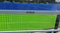 The professional system will be used in Rio's new hockey stadium which will host the olympic field hockey competitions.